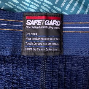 SAFE-T-GARD MEN'S ATHLETIC BRIEF XL